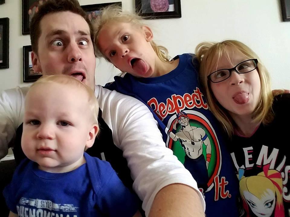 Ben & Family 2